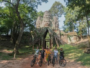 5 Day Angkor Cycling Adventure in Siem Reap