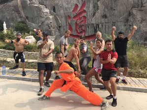 1 Year Traditional Kung Fu Training in Weihai, Shandong