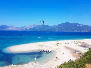 7 Days Amazing Kitesurf Camp in Evia Island Marmari, Greece