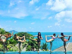 7 jours en stage de yoga sur une île tropicale en Thaïlande