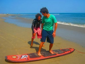4 Days Budget Surf Holiday in Mancora, Peru