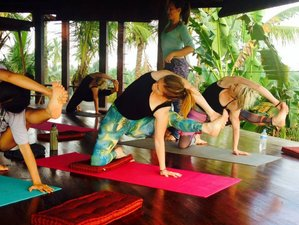 7 Days Luxury Raw Food Detox and Yoga Retreat in Bali