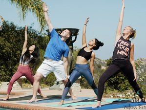7 Day Full Body and Soul Reset Yoga Holiday in San Diego, California