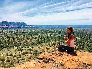 4 Day Small Group Holistic Healing Holiday with Yoga and Meditation in Sedona, Arizona