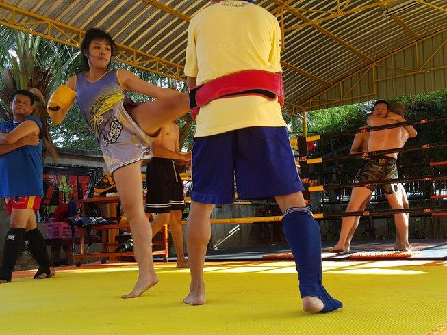 """1 Week """"Real"""" Muay Thai Traninig all levels"""
