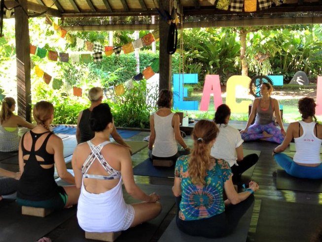 8 Days Couples Tantra Meditation and Yoga Retreat in Bali