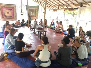 29 Day 200 Hours Hatha Vinyasa Flow Yoga Teacher Training in Goa