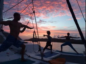 8 Days Sailing and Yoga Retreat Sicily, Italy