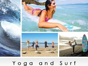 7 Day Refreshing Yoga and Surf Holiday in Kormakitis, Girne District