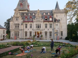3 Day Wellness Weekend with Yoga, Meditation, and Emotional Release in Durbuy, Wallonia