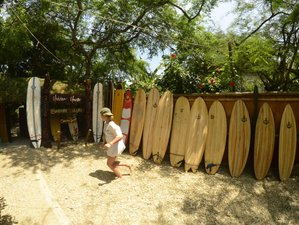 4 Day Awesome Surf Camp in Montañita
