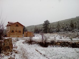 5 Days Spiritual Christmas Retreat with Meditation and Yoga in Hortunas, Spain