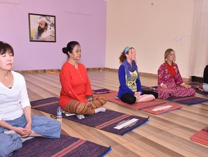 23 Days 200 Hour Transformational Meditation Teacher Training Rishikesh, India