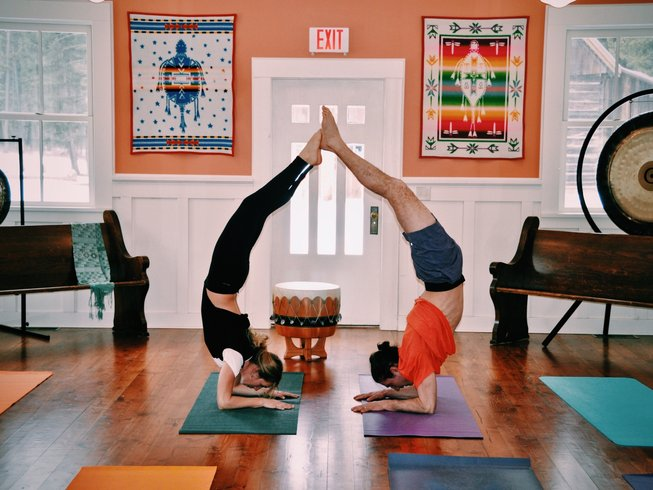 6 días de retiro de yoga en Montana, EUA