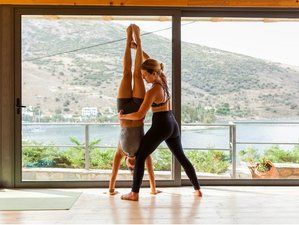"""""""You are Always Guided"""" 5 Day Summer Yoga Retreat in Evia with Vicky Tomsky"""