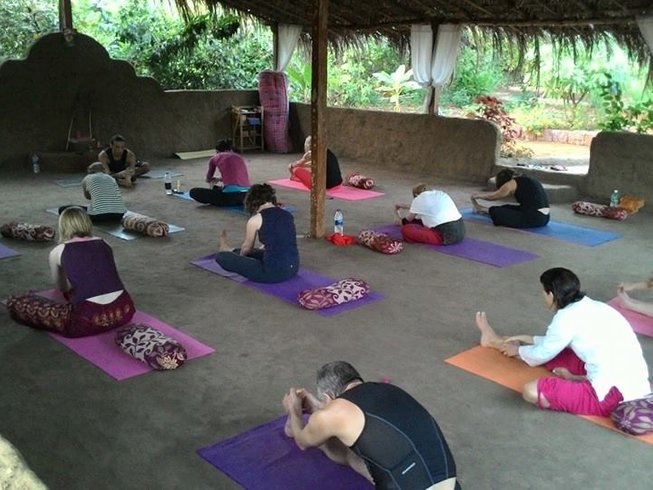 8 Days Soul Garden Meditation and India Yoga Retreat