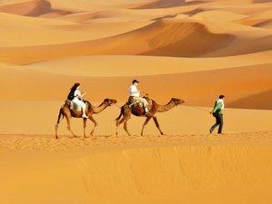 3 Day Desert Tour from Marrakech to Merzouga