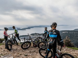 4 Day Couple's Cycling Holiday in Hvar, Adriatic Sea