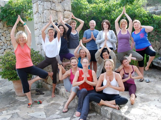 8 Days Restorative and Tranquil Yoga Retreat Italy