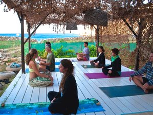 6 Days Djembe Workshop & Yoga Retreat in Donousa Island, Greece