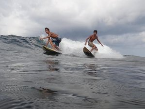 6 Days Invigorating Surf Camp Philippines