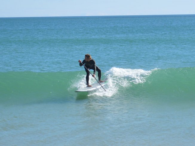 8 Days SUP and Yoga Retreat Portugal