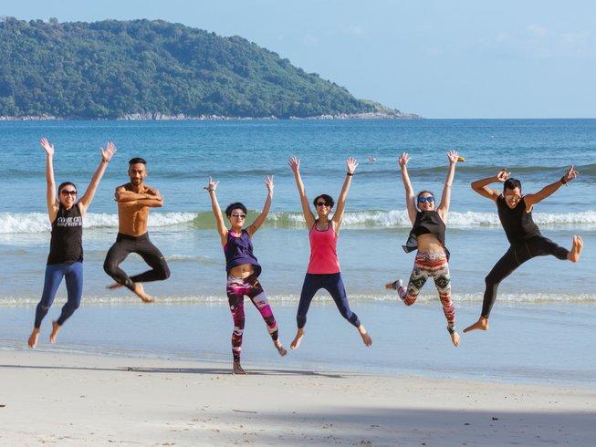7 Days Yoga Retreat in Phuket, Thailand