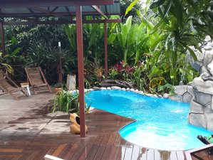 SUP and Kayak Hotel Inn Jimenez in Puerto Jiménez, Puntarenas