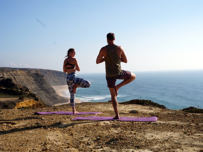 7 Days Wellness and Yoga Retreat in Lisbon District, Portugal