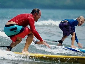 "4 Day ""The Extended Weekend"" Surf Camp in Tamarindo, Guanacaste"