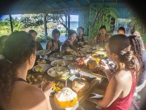 5 Days Raw Food Yoga and Meditation Retreat in Jamaica