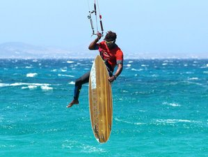 8 Days Full Board Kite Surfing Camp in Sal, Cape Verde