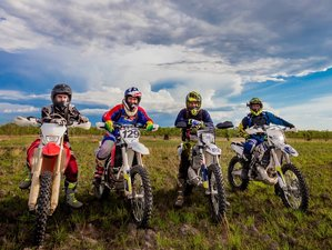 2 Day Guided Trail/Enduro Motorbike Tour in the Northern Territory, Australia