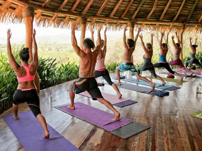 7 Days Life Goals, Meditation, and Yoga Retreat in Costa Rica