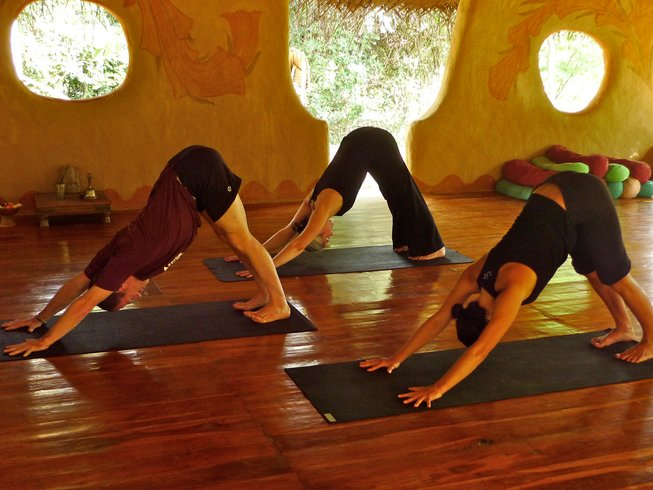 15 Days Hatha Flow Yoga Retreat in Sri Lanka