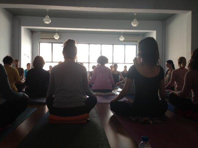 8 Days Hatha Yoga in the Alpujarra Mountains, Spain