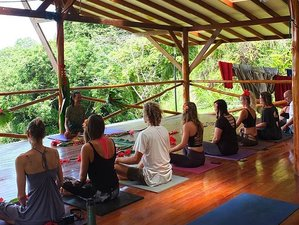 32 Days 300 Hours Advanced Yoga Teacher Training in Solola Area, Guatemala