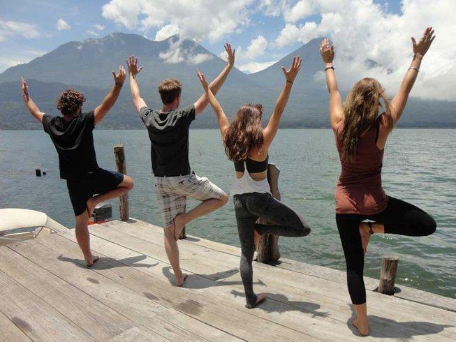 21 Days Yoga Teacher Training in Guatemala