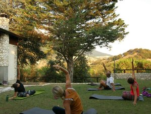 2 Tage Yoga Retreat in den Bergen, Italien