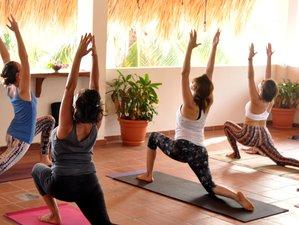 8 Days Surf and Yoga Holiday El Salvador