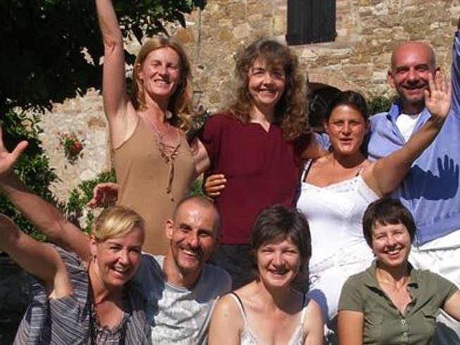 5 Days Transformational Hatha Yoga Retreat in Italy