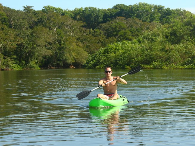 5 Days Panama Surf Camp with Kayaking