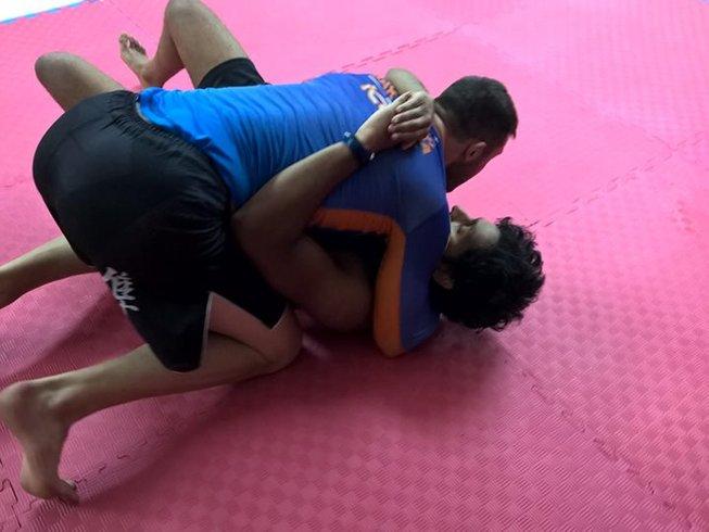 7 Days Brazilian Jiu Jitsu Training Camps in Zakynthos, Greece