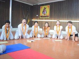 26 Days 200 Hours Hatha Yoga Teacher Training in Rishikesh, India