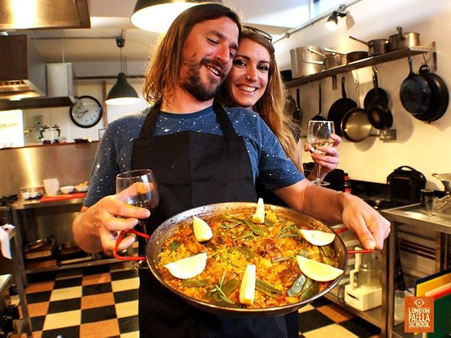 3 Days Paella and Tapas Cooking Holiday in Valencia, Spain