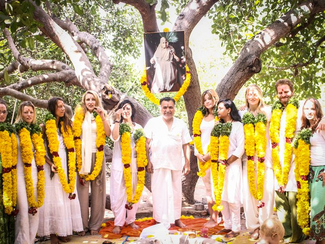 28 Days 500-hour Meditation Teacher Training in India