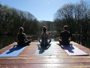 3-Daagse Holistische Winter Yoga Retreat in Wales, Verenigd Koninkrijk