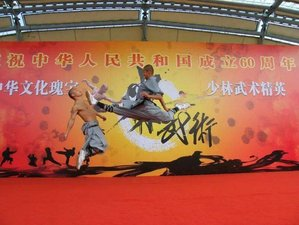 1 Year Full Time Shaolin Kung Fu Training in Shandong Province, China