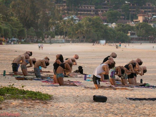 7 Days Kata Hot Yoga Retreat in Phuket, Thailand