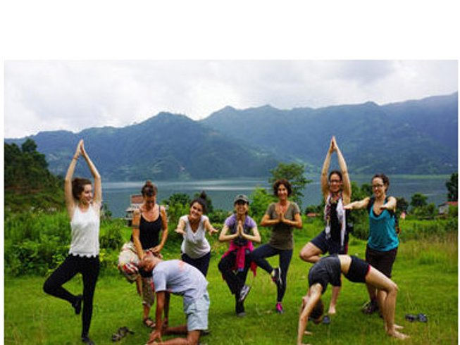 8 Days Travel and Yoga Retreat in Bhaktapur, Nepal